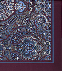 Pocket Squares Tapestry