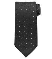 Executive with White Dots Tie