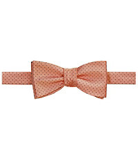 Executive Pindot Bow Tie