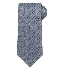 Executive Geometric Circles Tie