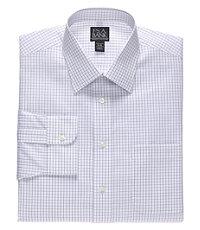 Executive Tailored Fit Spread Collar Dress Shirt