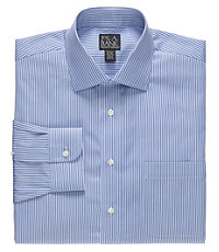 Traveler Tailored Fit Spread Collar Dress Shirt.