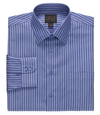 Joseph Spread Collar Cotton Dress Shirt