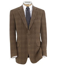 Traveler 2 Button Camelhair Fancy Sportcoat