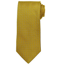Signature Micro Stripe Extra Long Tie