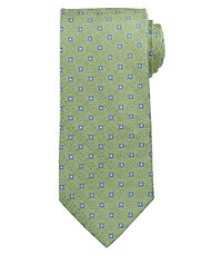 Signature Satin Neat Extra Long Tie