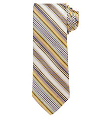 Joseph Multi Color Stripe Tie