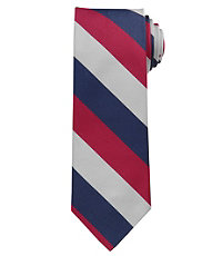 Heritage Collection Mogador Wide Stripe Tie. $89.50 AT vintagedancer.com