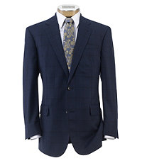 Signature Gold 2-button Sportcoat Extended Sizes.