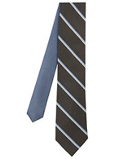 Joseph Slim Thin Stripe Tie