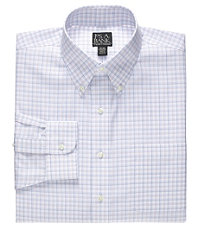 Traveler Buttondown Pattern Dress Shirt