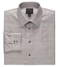 Joseph Patterned Cotton Dress Shirt