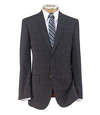 Joseph Slim Fit 2 Button Plain Front Wool Suit - Extended Sizes