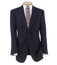 Signature Gold 2-Button Wool Pleated Front Suit