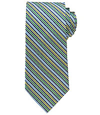 Signature Multi Thin Stripe Tie