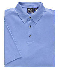 Signature Pima Cotton short sleeve Polo.