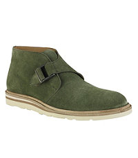 Christy Wedge Monk Chukka Shoe by Cole Haan