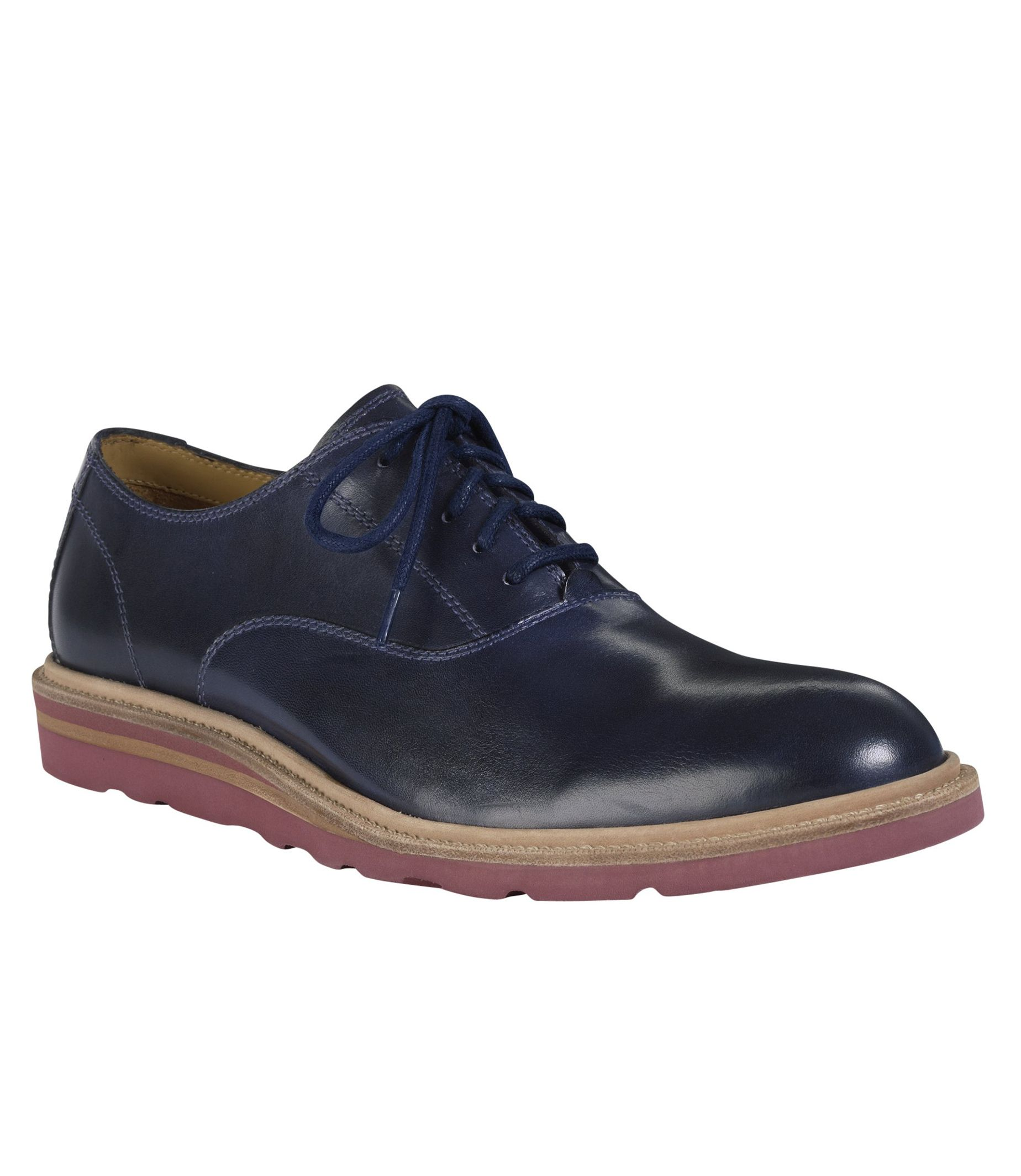 Christy Wedge Plain Oxford Shoe by Cole Haan JoS. A. Bank