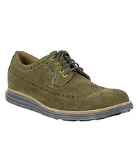 Lunargrand Long Wingtip Oxford Shoe by Cole Haan