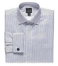 Signature Spread Collar, French Cuff Dress Shirt.