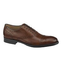 Tyndall Cap Toe Shoe by Johnston & Murphy