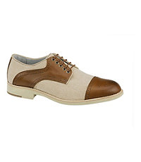 Ellington Cap Toe Saddle Shoe by Johnston and Murphy