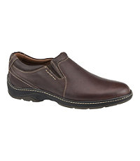 Fairfield Plain Toe Venetian Shoe by Johnston & Murphy
