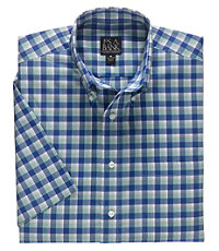 Traveler S/S Traveler Standard Fit Buttondown Sportshirt