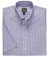 Traveler S/S Traveler Standard Fit Buttondown Sportshirt