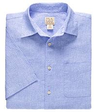 VIP Linen Short Sleeve Sportshirt