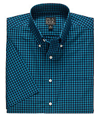 Traveler S/S Traveler Standard Fit Buttondown Sporthsirt