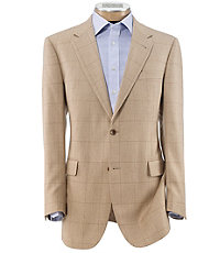 Signature Imperial Blend 2 Button SilkCamelhair Sportcoat $695.00 AT vintagedancer.com