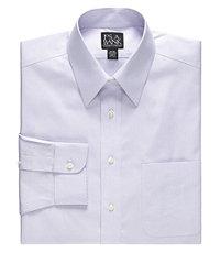 Traveler Tailored Fit Point Collar Dress Shirt Big or Tall