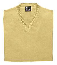 Signature Cotton Sweater Vest