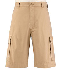 VIP Take It Easy Cargo Plain Front Shorts