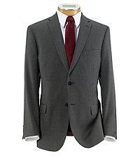 Joseph Slim Fit 2 Button Plain Front Wool Suit- Cambridge Grey
