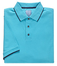 Stays Cool Short Sleeve Solid Polo