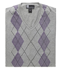 David Leadbetter Argyle Vest