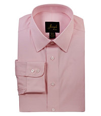 Joseph Spread Collar Slim Fit Dress Shirt