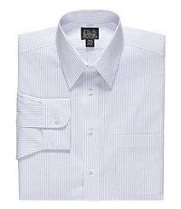 Traveler Point Collar Wrinkle-Free Dress Shirt Bigand Tall