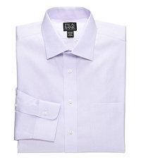 Factory Store Non-Iron Big and Tall Spread Collar Dress Shirt