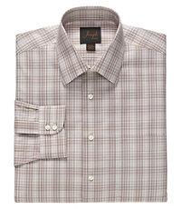Joseph Spread Collar Cotton Dress Shirt