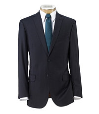 Joseph Slim Fit 2-Button Suits with Plain Front Trousers