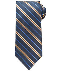 Signature Alternating Stripes Tie