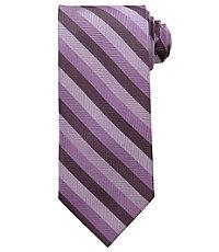 Signature Tonal Herringbone Stripe Tie