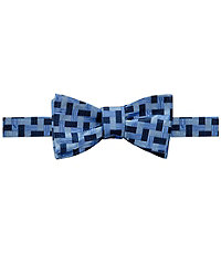 Executive Large Geometric Bowtie