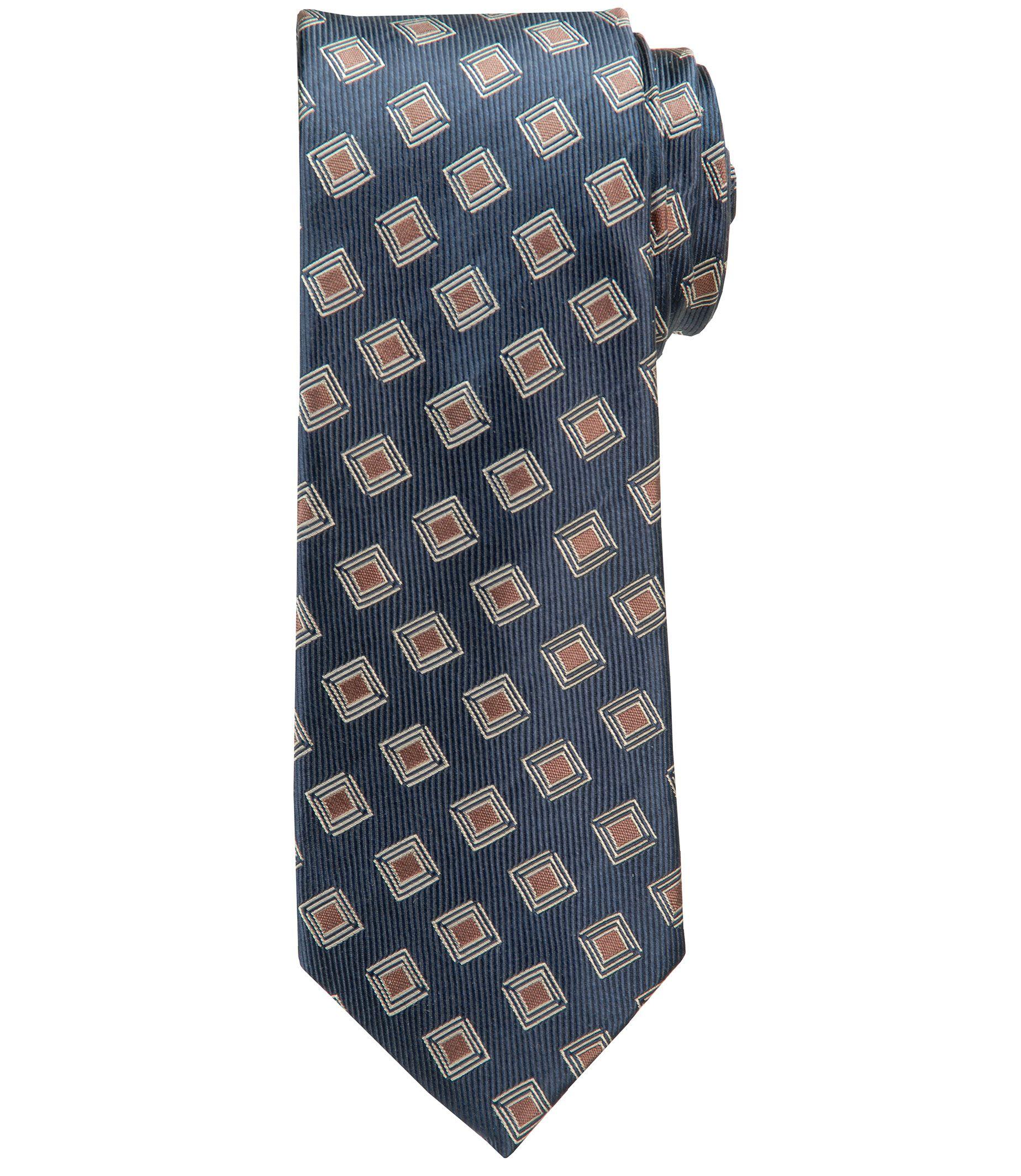 Joseph Neat Square Tie