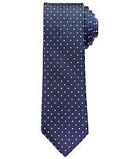 Joseph Slim Micro Squares Tie