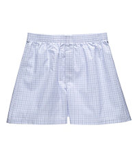 Woven Patterned Boxers