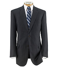 Signature Gold 2-Button 150's Wool Pleated Suit